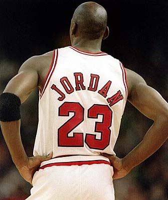 Success of Michael Jordan