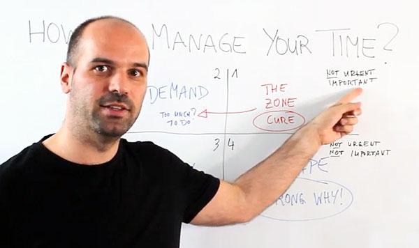 Myrko on time-management