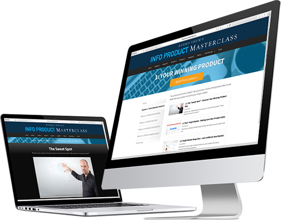 Myrko Thum's Info Product Masterclass