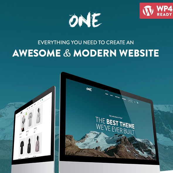 ONE-wordpress-theme