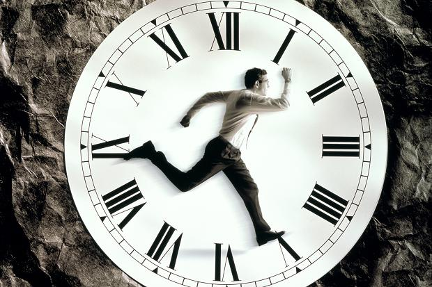 Clock Time vs. Psychological Time