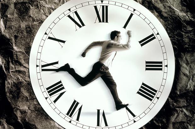psychological vs. clock time