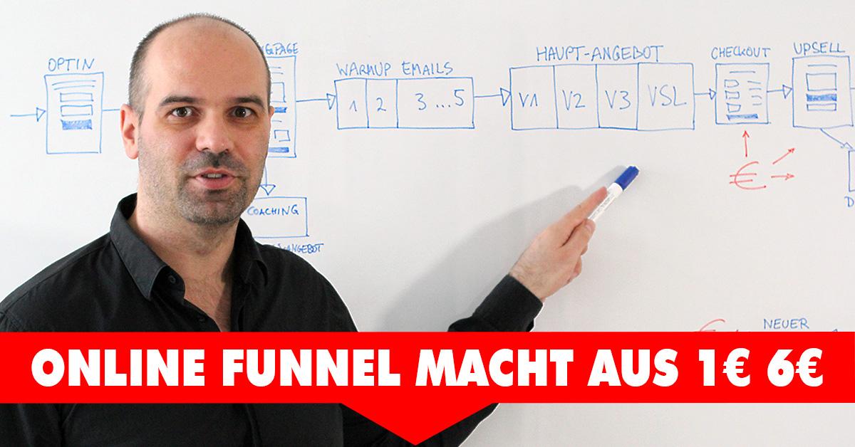 Was ist ein Sales Funnel?