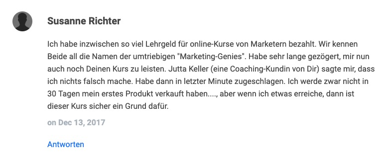 Facebook Ads Kampagne